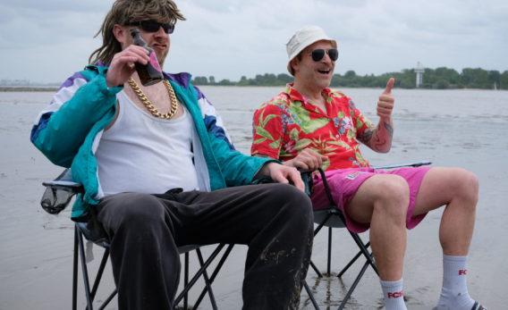 Vollka Putt & Florida Klaus releasen : Wir machen Sommer